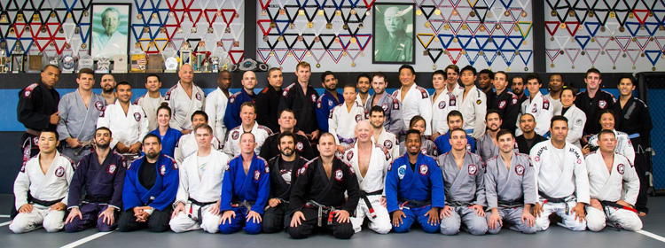 Team Ralph Gracie Berkeley